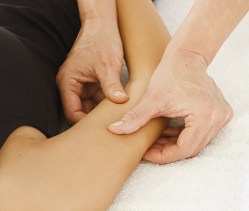 Arms & Elblows and Legs & Knees massage